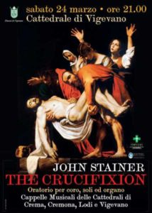 Crucifixion-Stainer